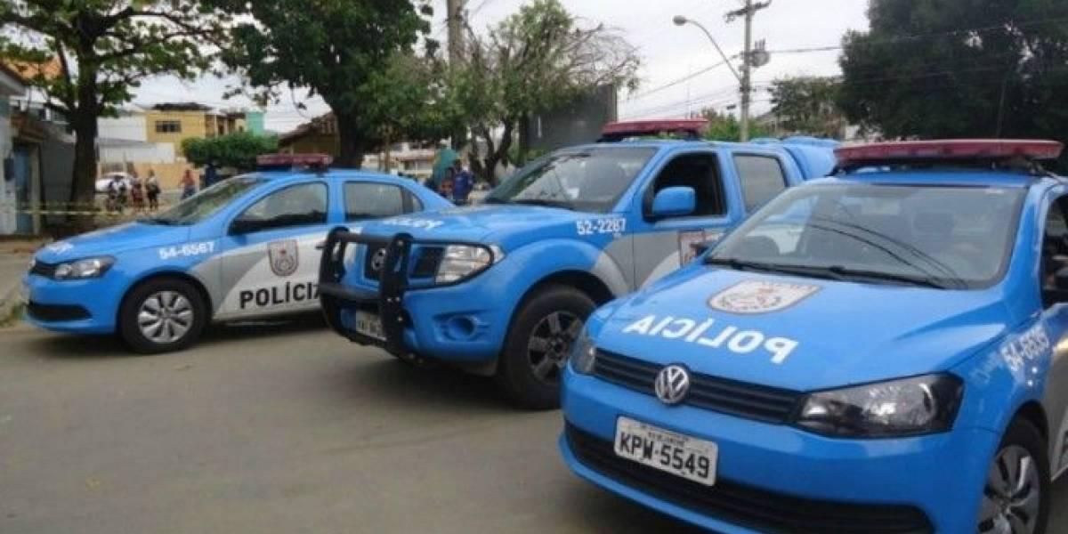Morre jovem baleada durante troca de tiros entre traficantes e milicianos no Rio