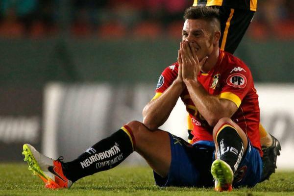 Diego Churín no llegará a la U / imagen: Photosport