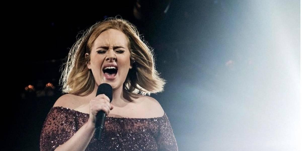 Gira 25 de Adele podría ser la última