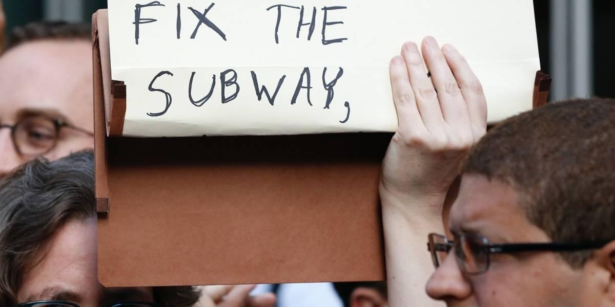 Gobernador declara estado de emergencia en metro de NY