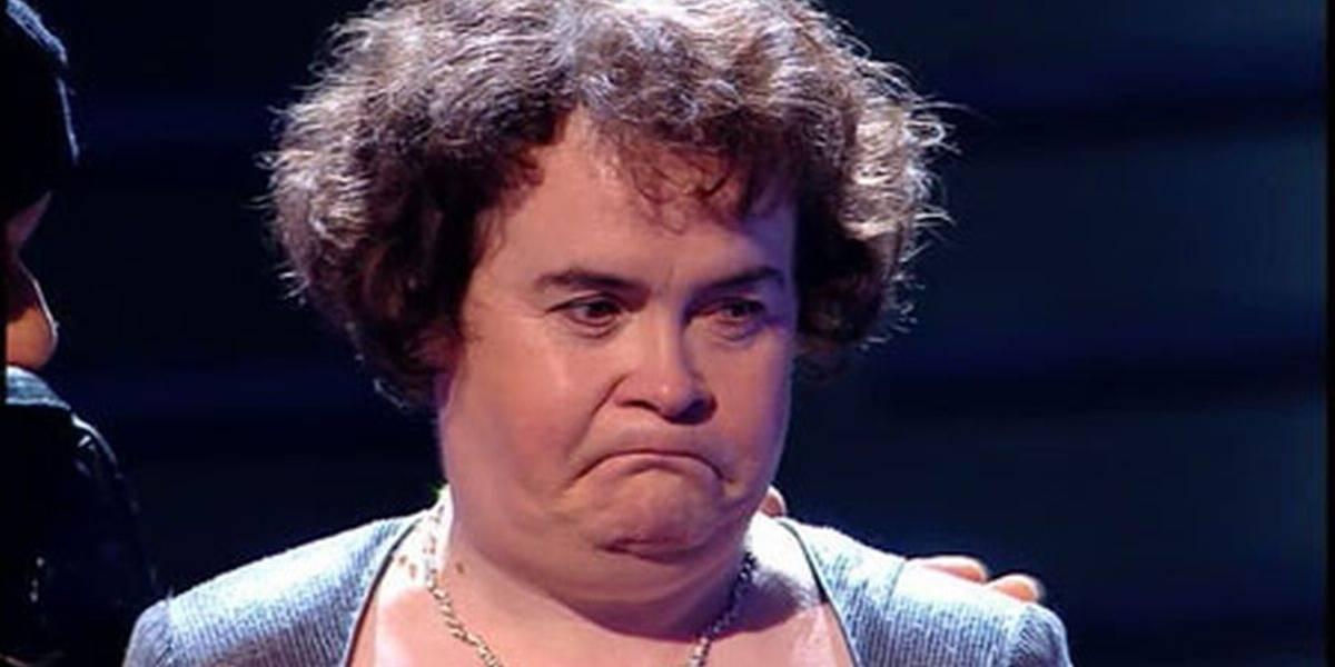 Grupo de adolescentes agrede a Susan Boyle