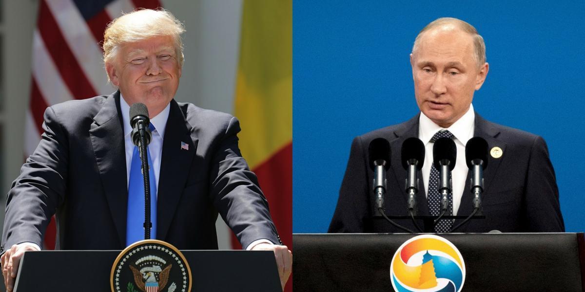Trump se reunirá con Vladimir Putin en cumbre del G20