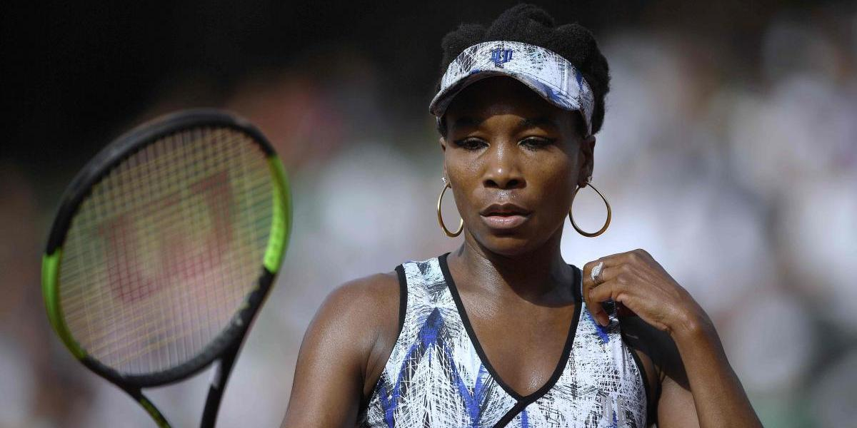 La tenista Venus Williams es señalada como responsable de un accidente mortal en EE.UU.