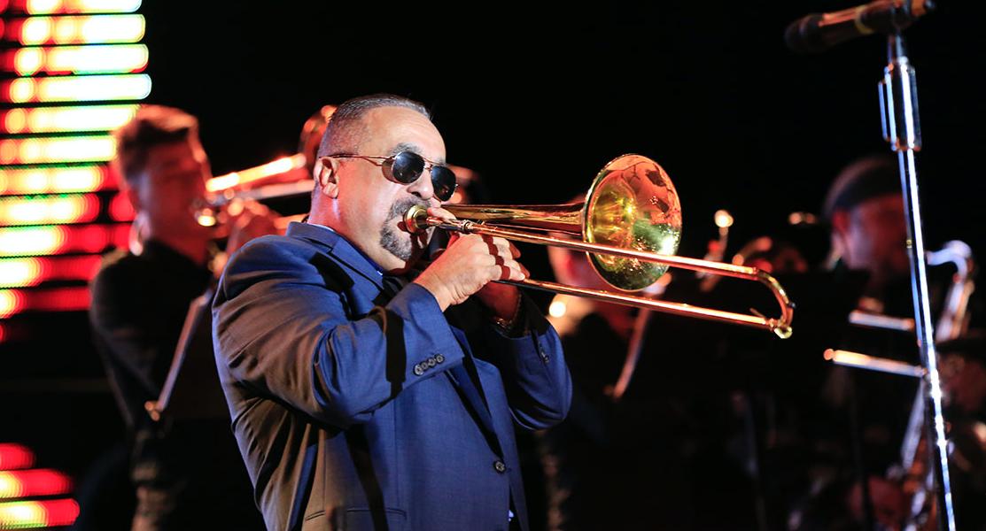 Willie Colón contra los bloques musicales