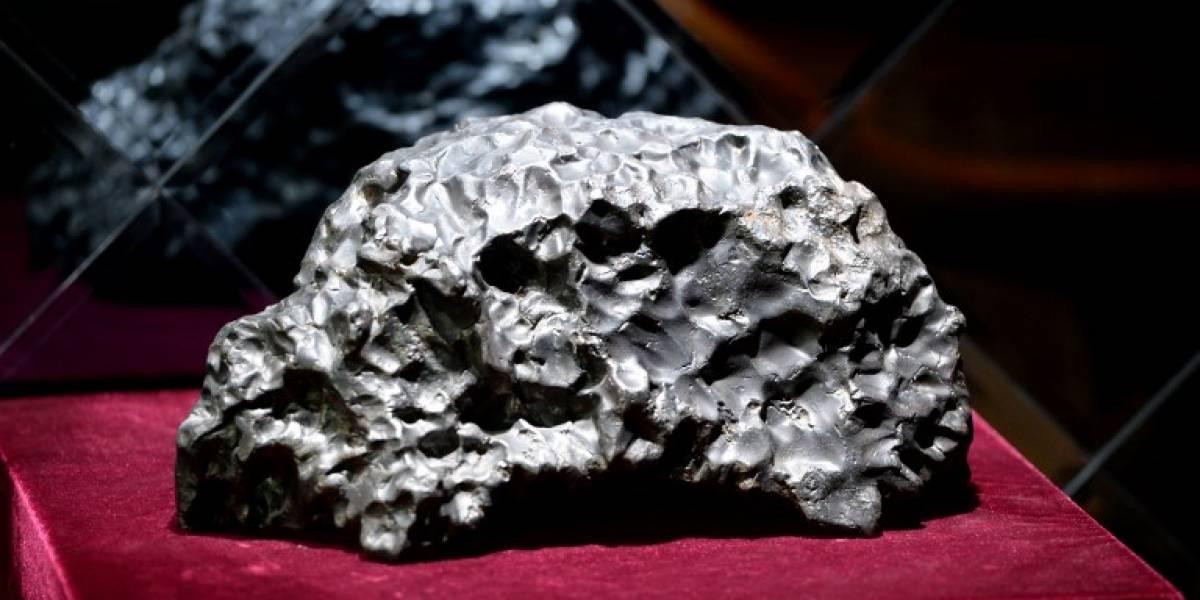 Girardi presenta ley para proteger a los meteoritos