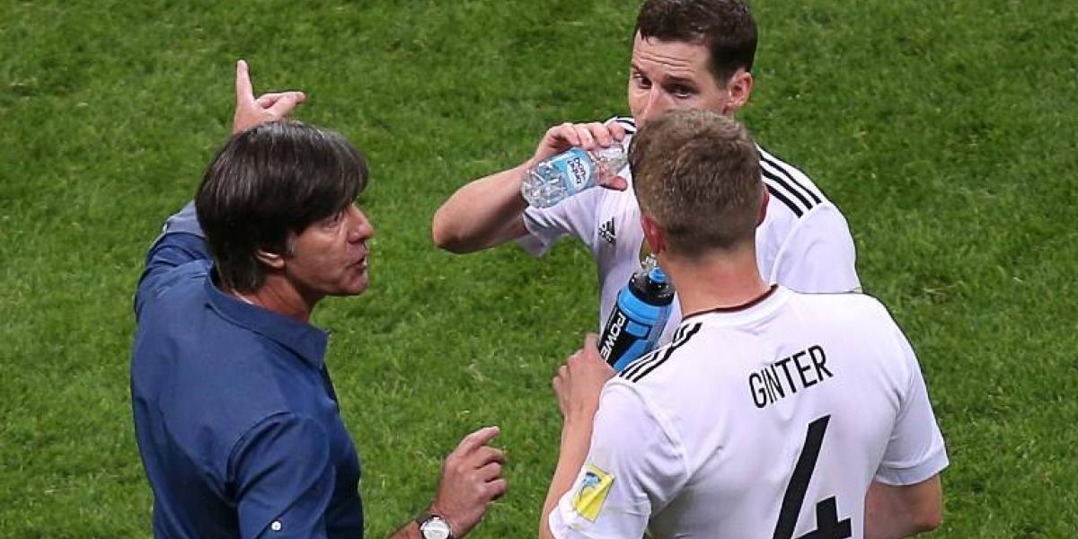 Atento Pizzi: las claves tácticas de la poderosa Alemania para la final con La Roja