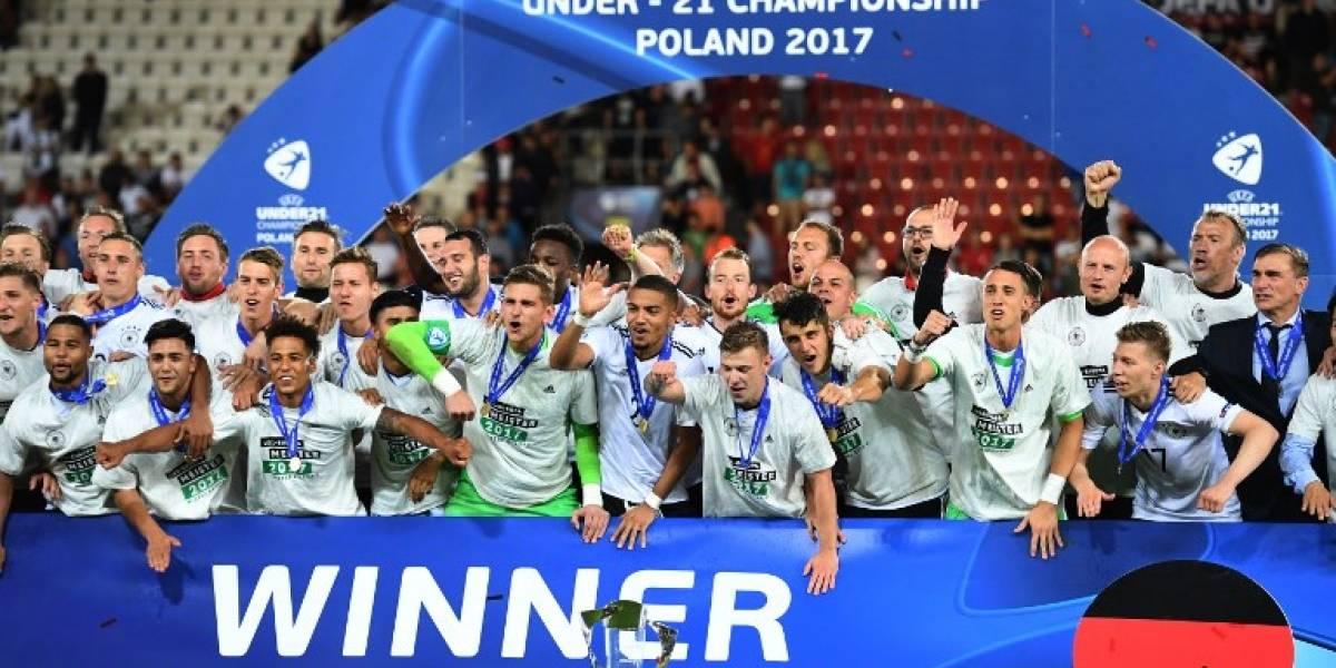 Alemania campeón: El método bávaro se impone en el Europeo Sub 21 contra la favorita España