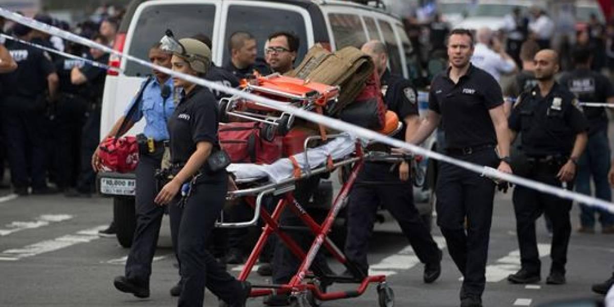Un médico fue el atacante en hospital de Nueva York