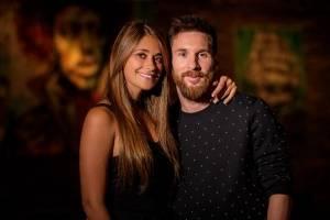 Boda de Messi y Antonela