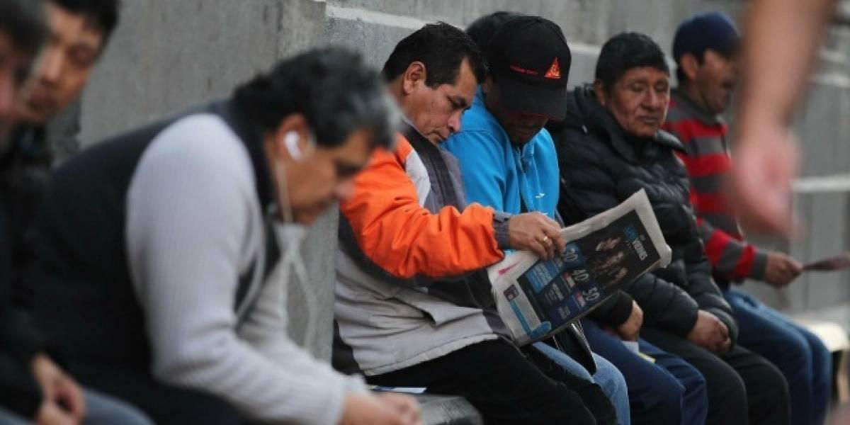 Desempleo alcanzó el 7% en trimestre marzo-mayo