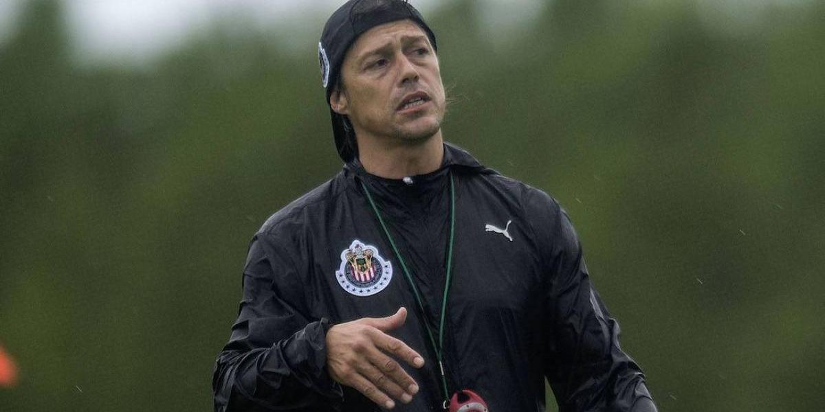 Matías Almeyda no le cierra las puertas a la Selección Mexicana