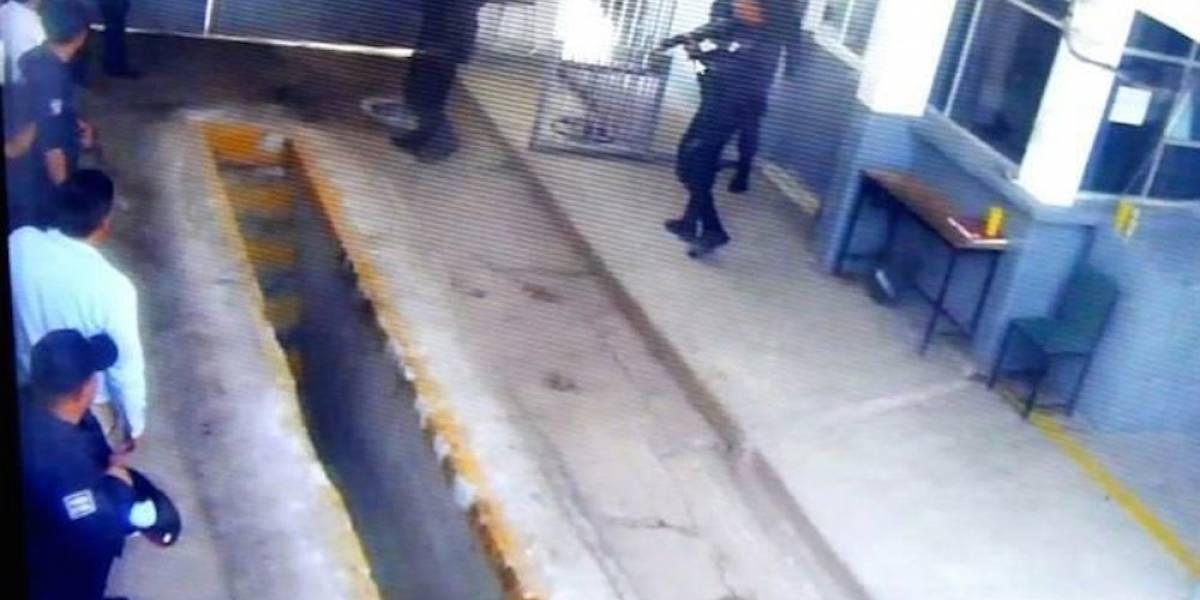 Custodios del penal de Culiacán entran en paro por traslado sorpresivo de El Cali