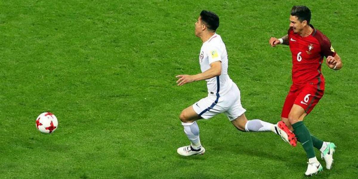 """¿No que era perfecto?: FIFA dice que penal al Gato Silva fue un error """"por la inexperiencia"""" con el VAR"""
