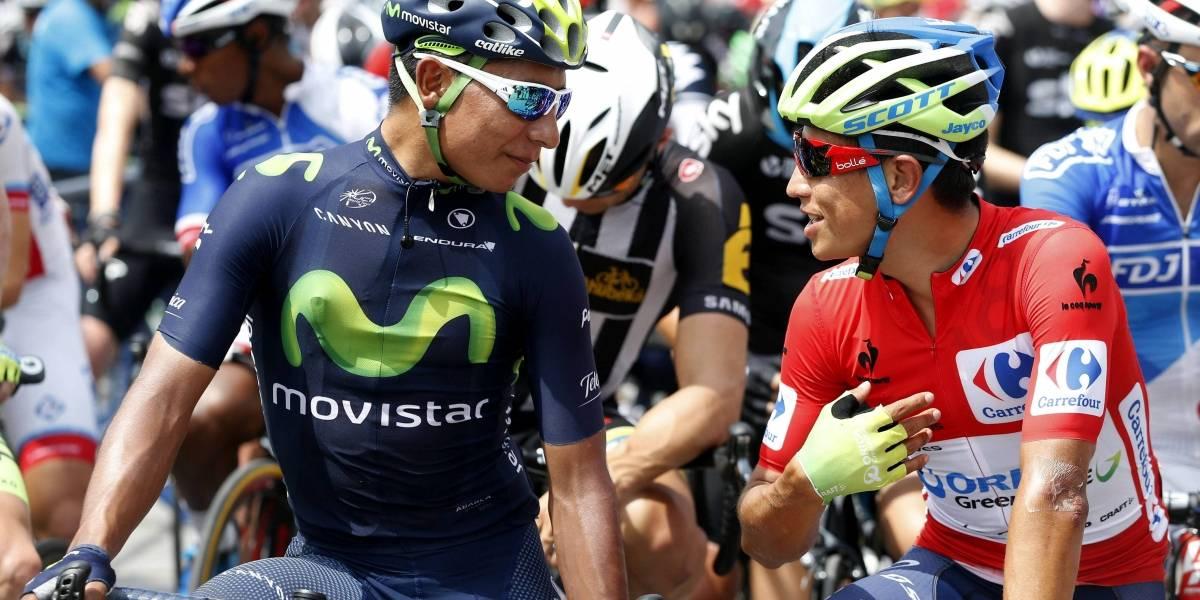 Prográmese para la partida de los colombianos en el Tour de Francia