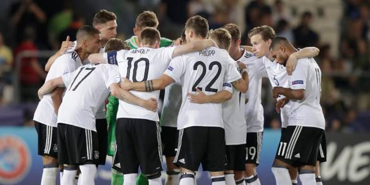 Alemania no para de ganar y asusta con su potente recambio para los próximos años