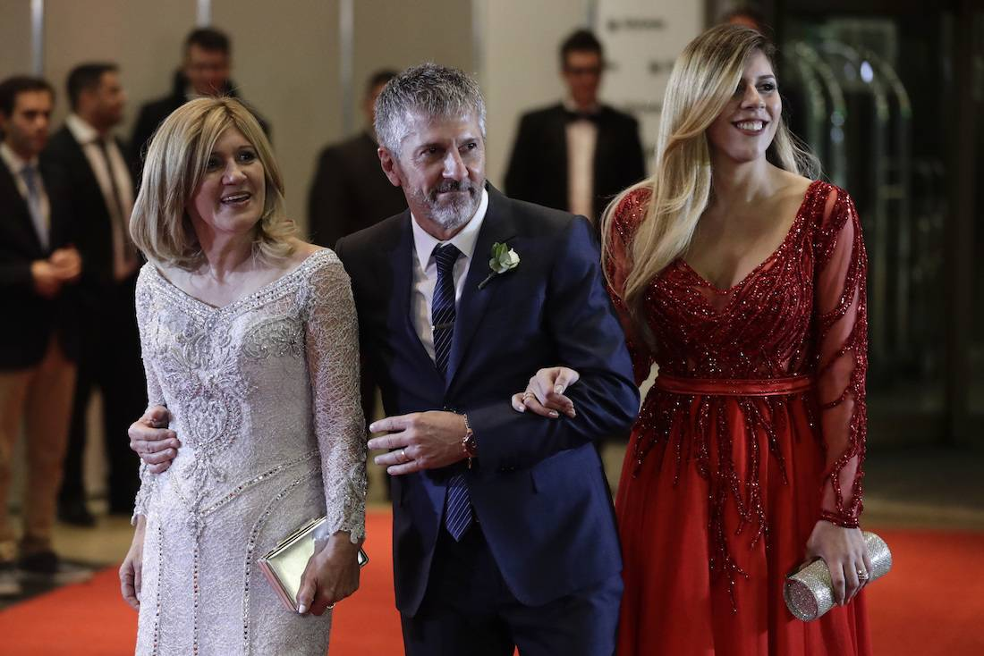 Jorge Messi,Celia Maria Cuccittini,Maria Sol