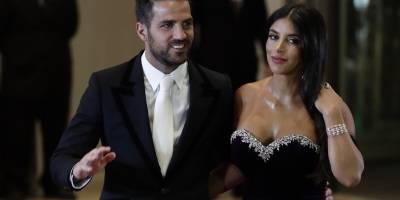 Daniella Semaan,Cesc Fabregas
