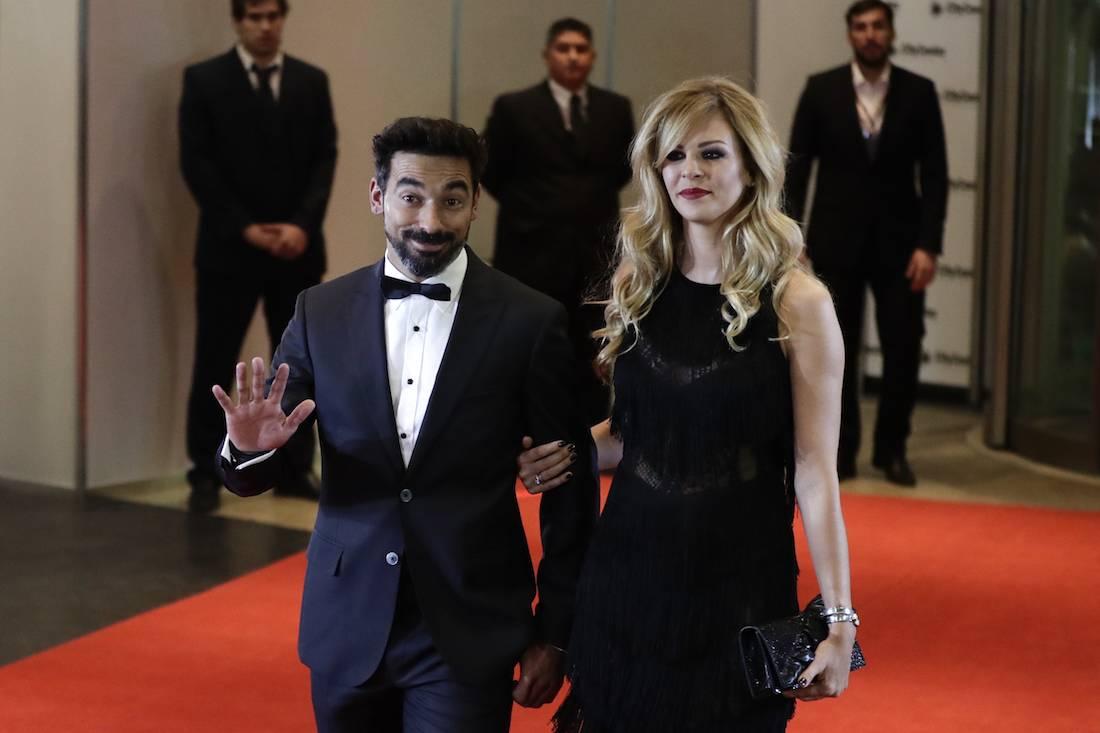 La boda de Messi