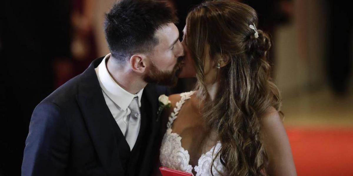 EN VIVO: Sigue todos los detalles de la boda de Lionel Messi y Antonella Rocuzzo