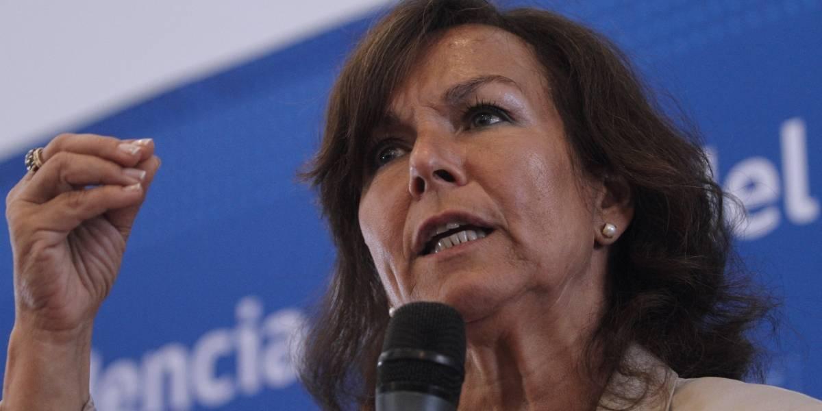 """Ministra Krauss y aumento del desempleo: """"Estas cifras nos duelen"""""""
