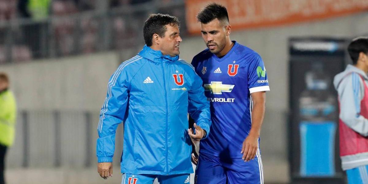 Gonzalo Espinoza abandonó la concentración de la U y deberá negociar la renovación de contrato
