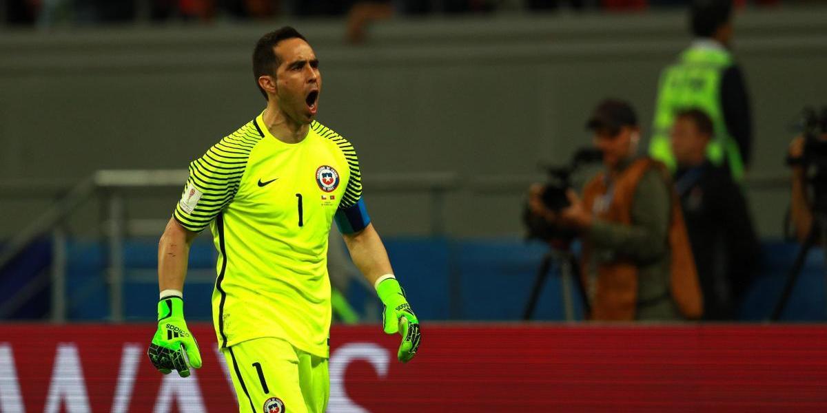 Voltereta monumental: Ahora la prensa inglesa apuesta que Bravo será héroe en el City