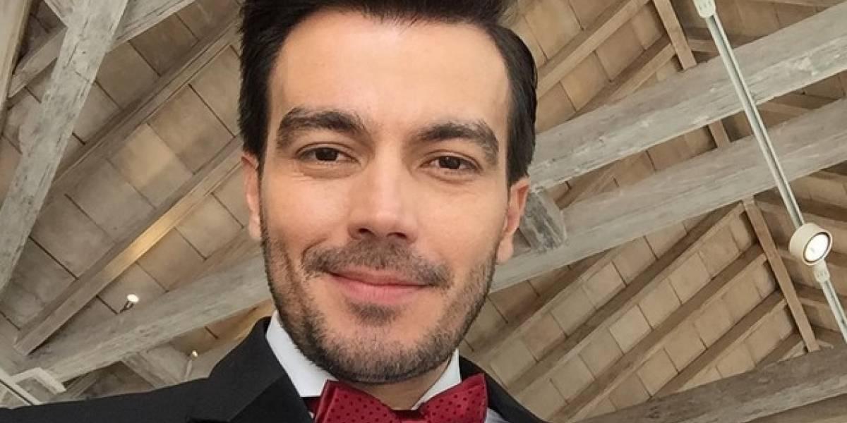 Luciano D'Alessandro desmintió que haya sido golpeado en un bar
