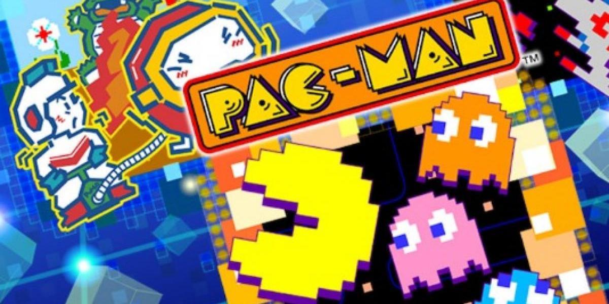 Pac-Man VS se une a galería de juegos retro de Nintendo Switch