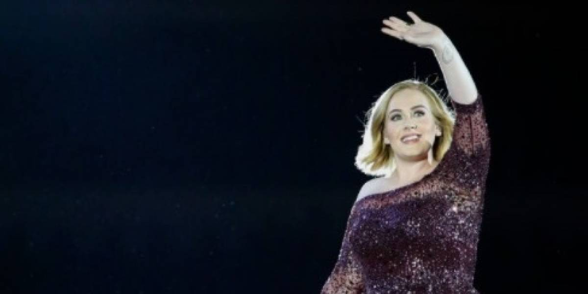 ¿Adele se despide de los escenarios?