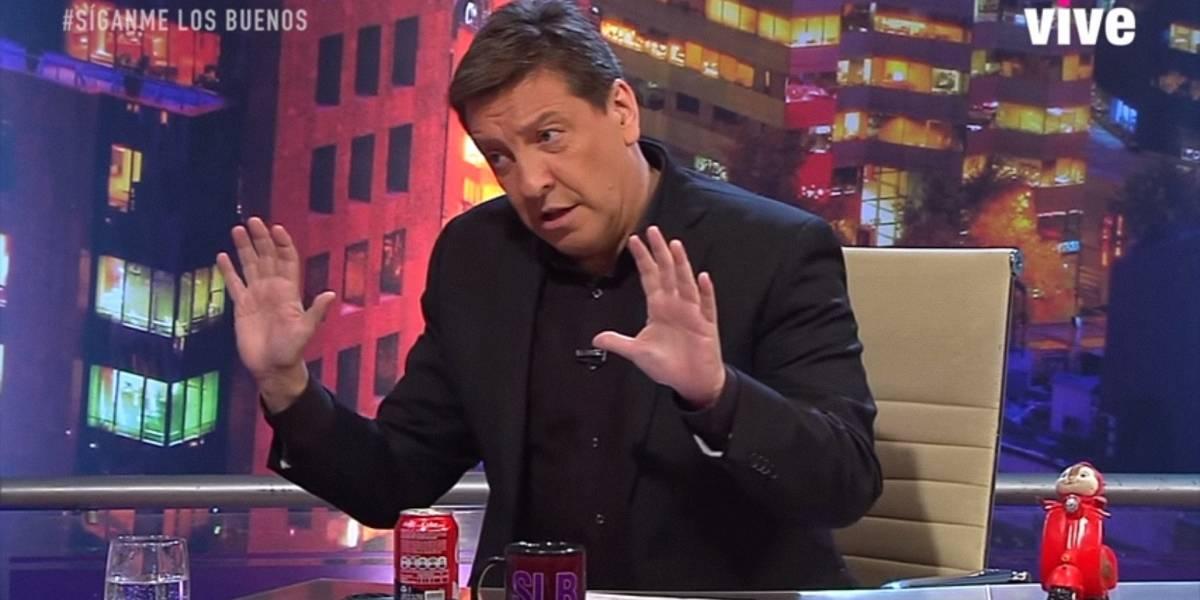 """""""Pero con respeto"""": Julio César Rodríguez trató de """"huevón"""", """"ignorante"""" y """"payaso"""" al Pastor Soto en su cara"""