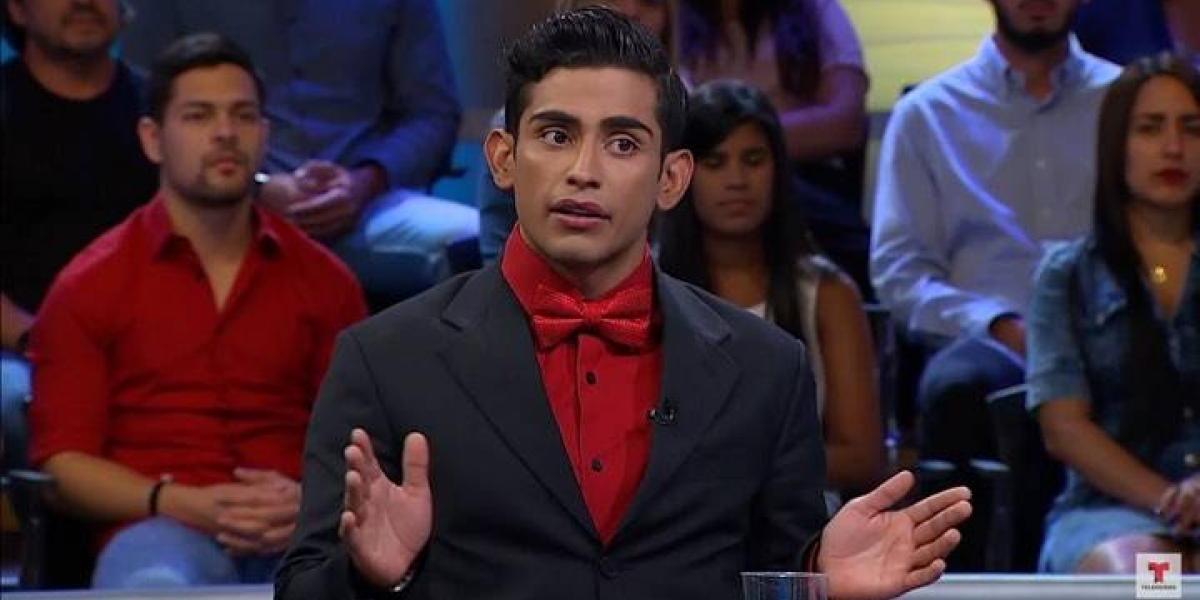 Guatemalteco aparece en Caso Cerrado y demanda porque lo hacen vestirse como Ken