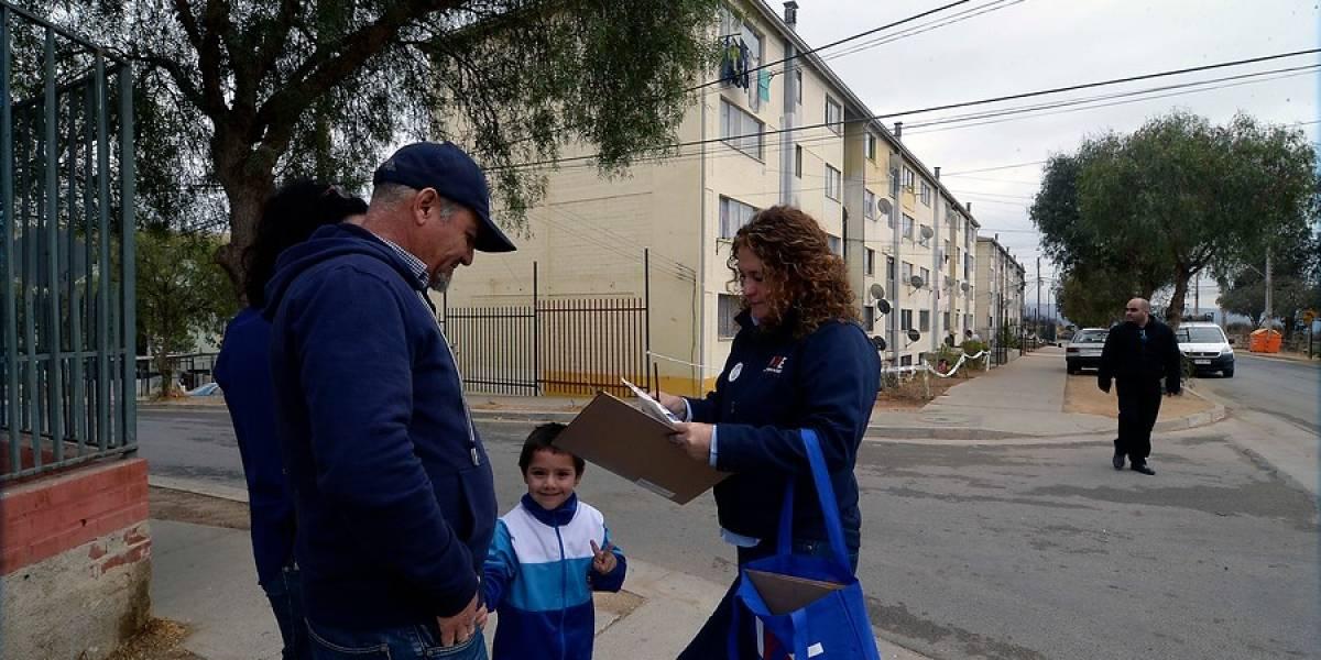 Comienza segunda fase de entrega de compensaciones para voluntarios del Censo