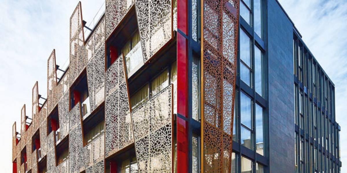 Hotel Ladera: Una fachada internacional
