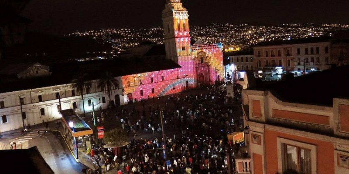 Fiesta de la Luz: Moradores sí podrán ingresar con vehículo