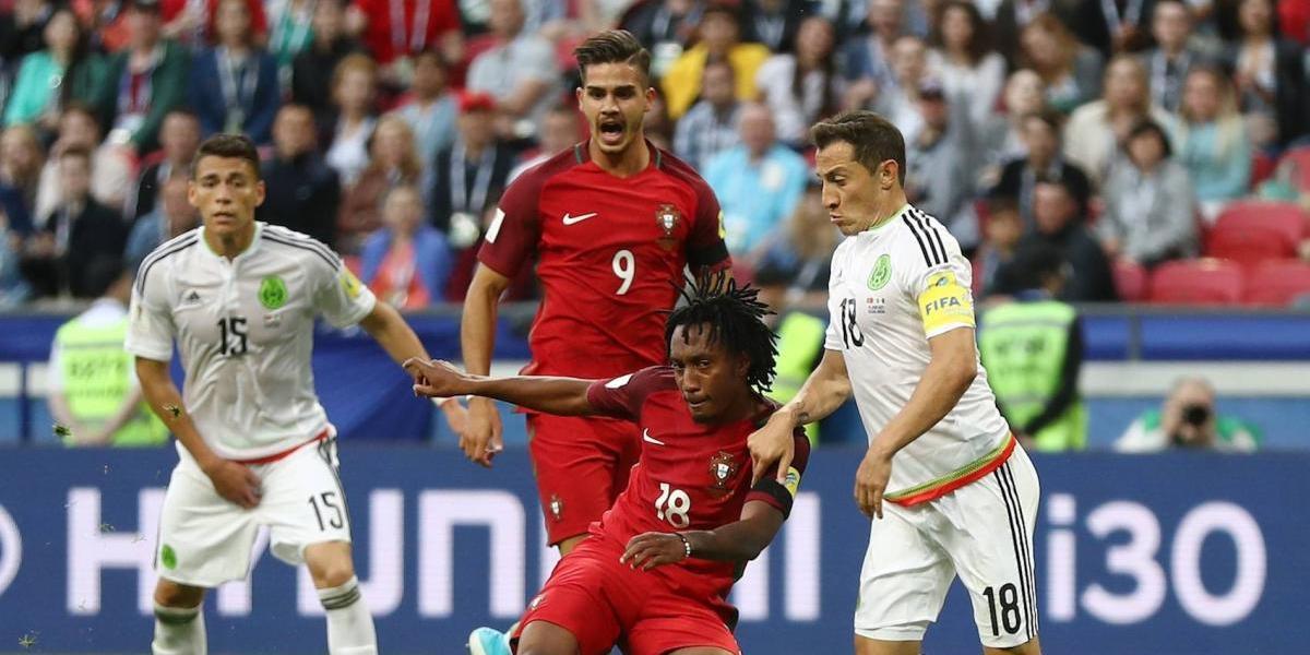 Portugal vs. México ¿a qué hora juegan por el tercer lugar en la Copa Confederaciones?