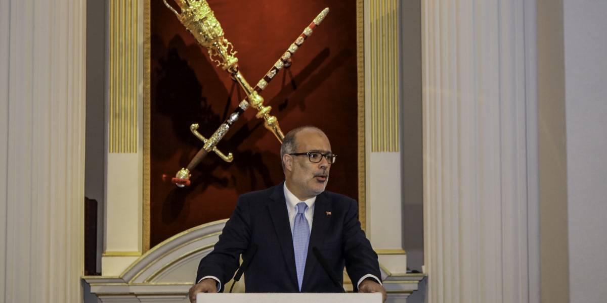 Ministro de Hacienda clausura Chile Day con llamado a trabajar por más crecimiento