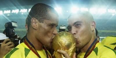 Ronaldo anotó el doblete con el que Brasil fue campeón del mundo.