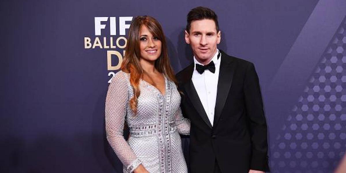 Las divertidas despedidas de solteros de Messi y Antonela