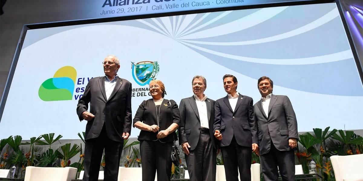 Presidente Santos instaló la XII Cumbre de la Alianza del Pacífico