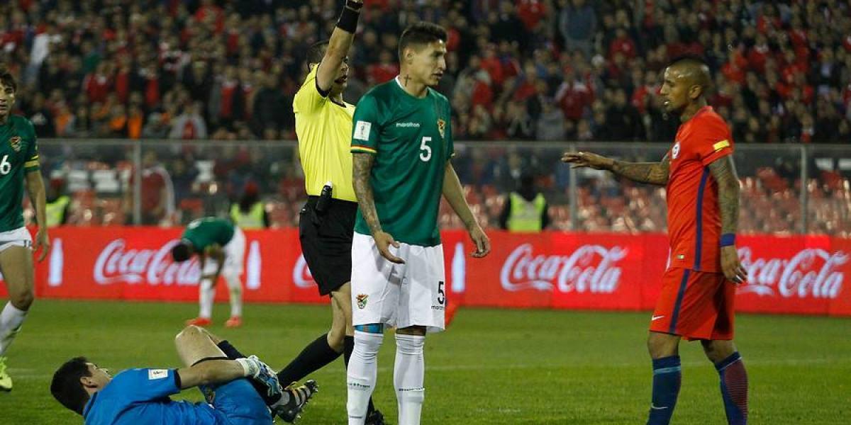 FIFA determinó la fecha para el veredicto final del caso Nelson Cabrera