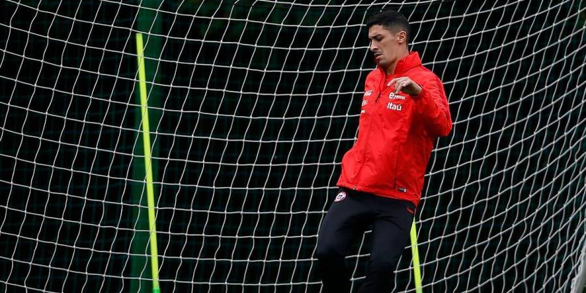 El Tucu Hernández conquista la confianza de Pizzi y se proyecta como titular para la final