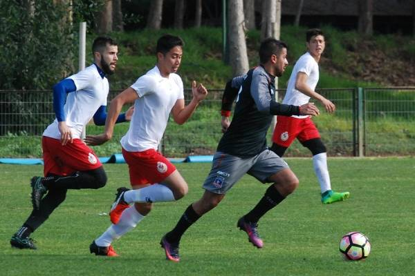 Colo Colo tendrá un amistoso con Coquimbo Unido / Photosport