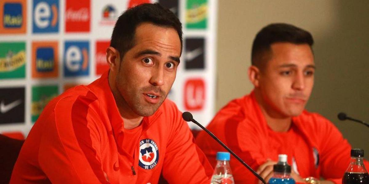 Dichos de Claudio Bravo contra el Estadio Nacional tuvieron respuesta de Sebastián Piñera
