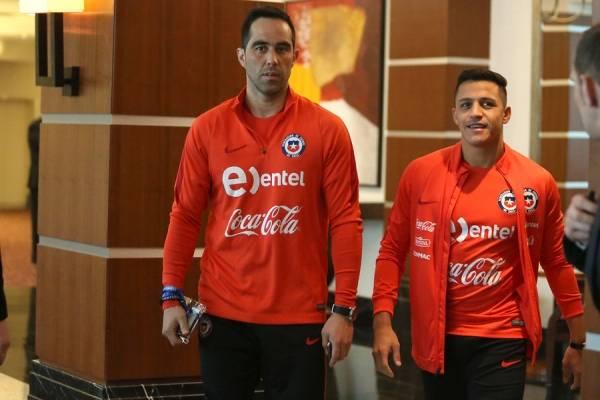 Sánchez y Bravo más amigos que nunca / Photosport