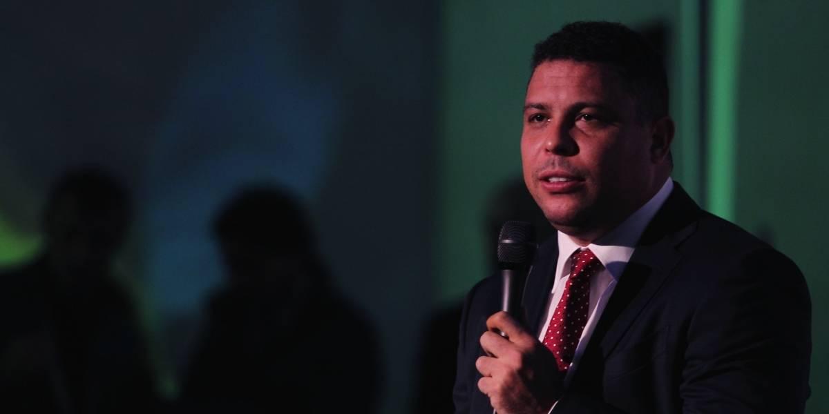 Ronaldo presentará el trofeo en la Final de la Confederaciones