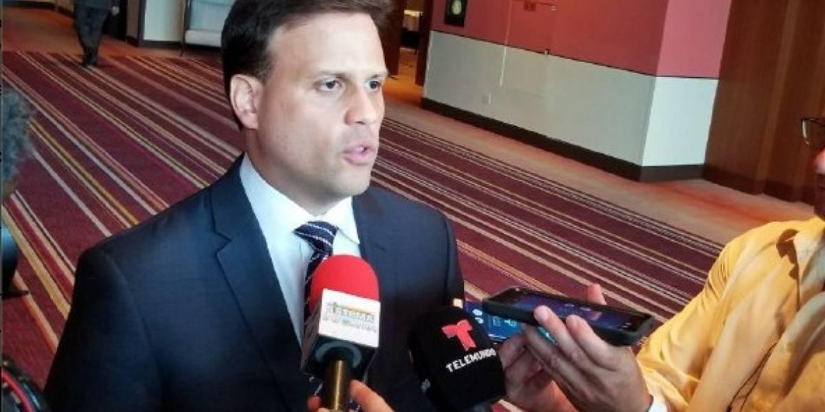 Complacido Sánchez con certificación de la Junta con enmiendas al presupuesto