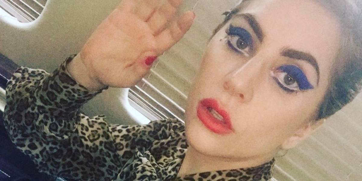 ¡Irreconocible! No creerán como luce Lady Gaga en esta foto