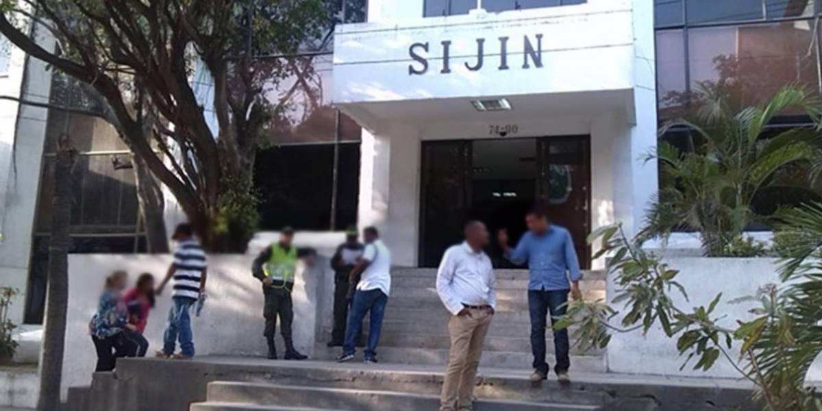Capturan a tres miembros de la Sijín acusados de robar de 100 kilos de marihuana