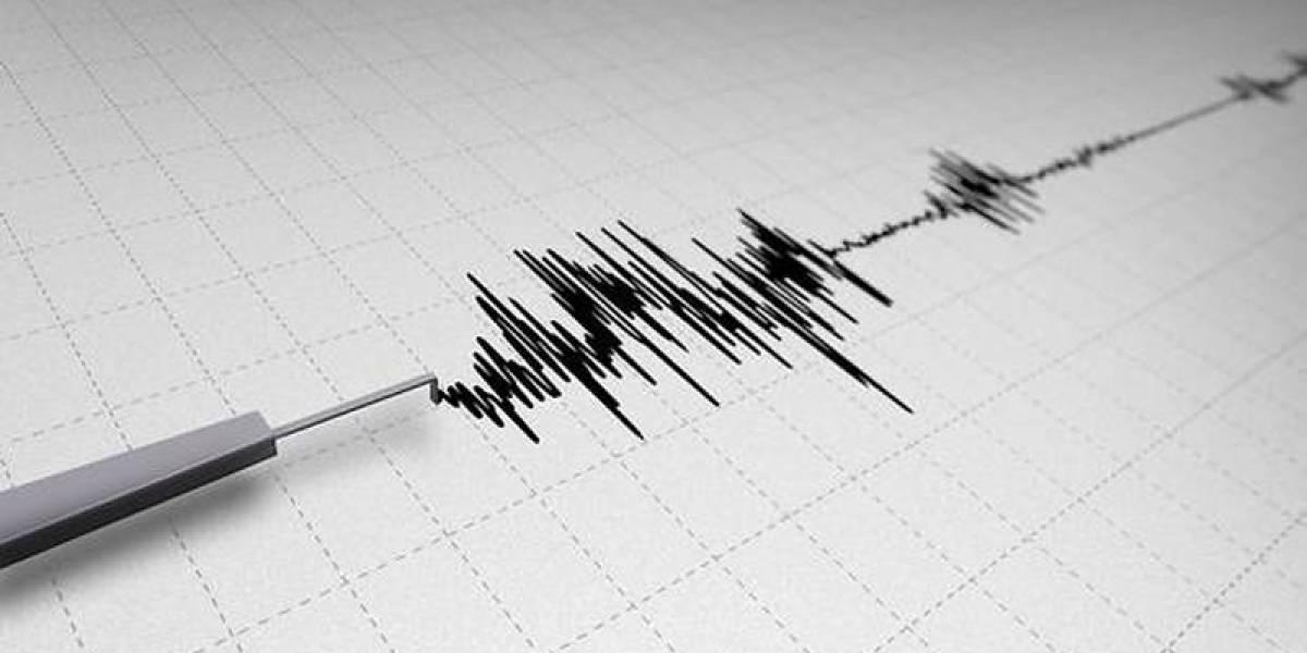 Un sismo de magnitud 3,7 se registra en Manabí