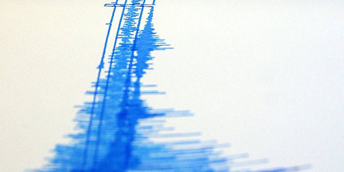 Se registra sismo sensible en el país